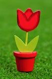 Flor artificial fotografía de archivo libre de regalías