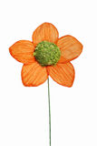 Flor artificial imagens de stock royalty free