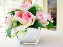 Flor artificial Fotografia de Stock Royalty Free