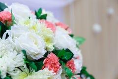 Flor artificial Imagem de Stock