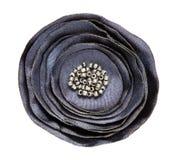 Flor artificial de seda de matéria têxtil imagem de stock royalty free