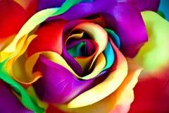 Flor cor-de-rosa da falsificação Imagens de Stock Royalty Free