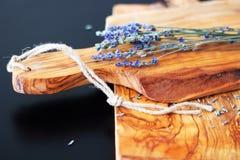 Flor da alfazema Fotografia de Stock Royalty Free