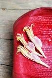 Flor da banana Foto de Stock Royalty Free