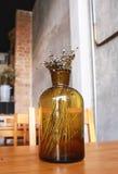 Flor da garrafa Fotos de Stock Royalty Free