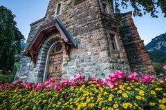 Flor da igreja Imagem de Stock Royalty Free