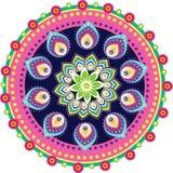 Flor da mandala Imagem de Stock Royalty Free