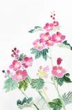 Flor da peônia ilustração royalty free