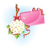 Flor de balão Imagem de Stock