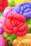 Flor de balão Fotos de Stock Royalty Free