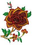 Flor de Colurful ilustração do vetor