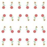 Flor de la arpillera libre illustration