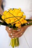 Flor de la boda Imagenes de archivo