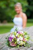 Flor de la boda Imágenes de archivo libres de regalías
