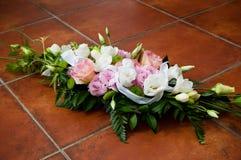 Flor de la boda Foto de archivo
