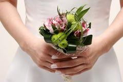 Flor de la boda fotografía de archivo