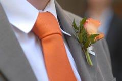 Flor de la boda Foto de archivo libre de regalías