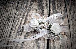 Flor de la boda en el vector Fotografía de archivo libre de regalías