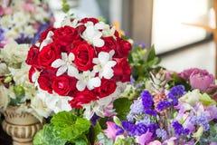Flor de la decoración Foto de archivo