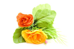 Flor de la decoración Fotografía de archivo