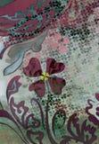 Flor de la fantasía Imágenes de archivo libres de regalías