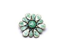Flor de la joyería Imagen de archivo libre de regalías
