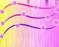 Flor de loto Foto de archivo