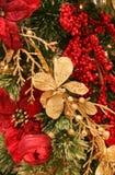Flor de oro Fotografía de archivo