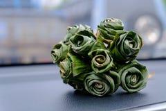 Flor de Pandan Foto de archivo libre de regalías