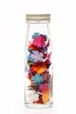 Flor de papel Imágenes de archivo libres de regalías