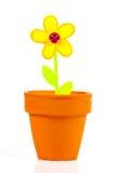 Flor de papel Fotografia de Stock