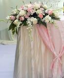 Flor de Rose en la boda. Fotos de archivo