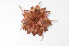 Flor de seda Fotografía de archivo libre de regalías
