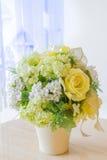 Flor decorativa Fotos de archivo libres de regalías