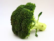 Flor del bróculi Fotografía de archivo