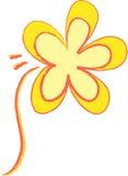 Flor del brillo Fotografía de archivo libre de regalías