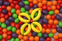 Flor del caramelo Imagen de archivo libre de regalías