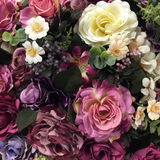 Flor del fack de Rose, pocilga del vintage Fotografía de archivo