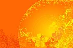 Flor del hibisco libre illustration
