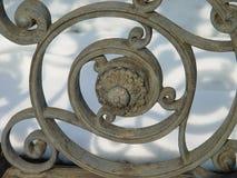 Flor del hierro Foto de archivo