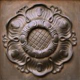 Flor del metal Imágenes de archivo libres de regalías