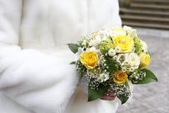 Flor do casamento Imagem de Stock Royalty Free