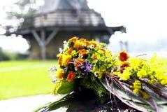 Flor do casamento Foto de Stock