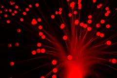 Flor do diodo emissor de luz Imagens de Stock Royalty Free