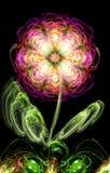 Flor do Fairy-tale ilustração royalty free