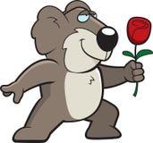 Flor do Koala ilustração stock