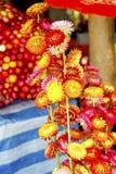 Flor do mercado Imagens de Stock Royalty Free