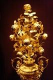 Flor do ouro fotos de stock