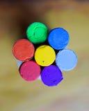 Flor do pastel Fotografia de Stock Royalty Free