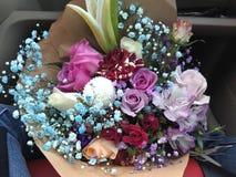 Flor do ramalhete imagem de stock
